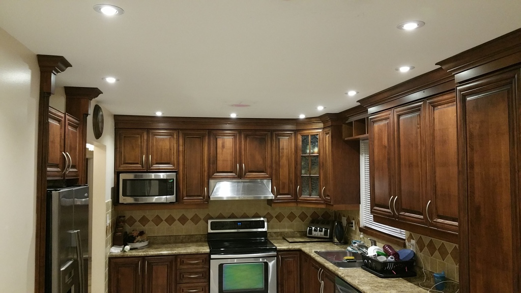 Kitchen pot lights - Quality Potlight